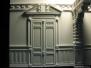 Mihaila Čehova Rīgas Krievu teātra vēsturiskās zāles sienas fragments